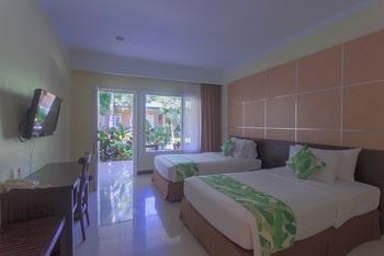 Sylvia Resort Komodo Manggarai Barat - Kamar Double atau Twin Deluxe Pemandangan Kebun Promo Gajian