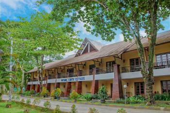 Mutiara Carita Cottages Serang - Mutiara Hotel - Twin Bed Room Only KETUPAT