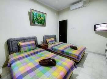 Budhas Guest House Bali - Superior Twin / Double Room Only Regular Plan