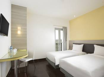 Amaris Hotel Bengkulu - Smart Room Twin Offer  Last Minute Deal 2021