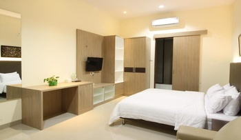 Griya Mulya Yogyakarta - Deluxe Double Room Regular Plan