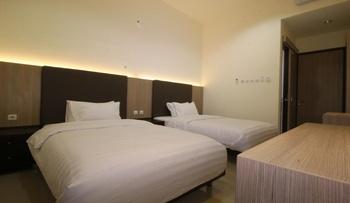 Griya Mulya Yogyakarta - Standard Twin Room Regular Plan