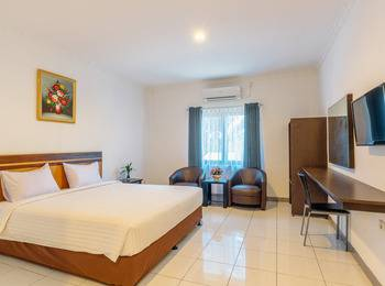 Demuon Hotel Belitung - Deluxe Room Regular Plan