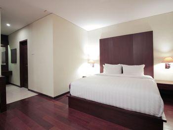 Topas Galeria Hotel Bandung - Suite Double Regular Plan