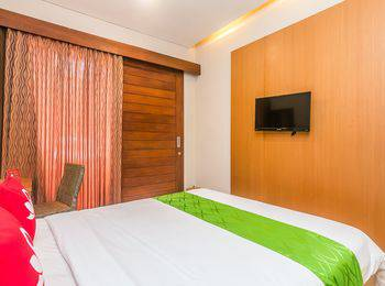 ZenRooms Denpasar Gelogor Carik 1 - Double Room (Room Only) Regular Plan