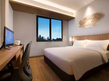 BATIQA Hotel Cirebon - Superior Double Staycation Package Regular Plan