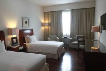 Hotel Santika Pontianak - Deluxe Room Twin Room Only  Regular Plan