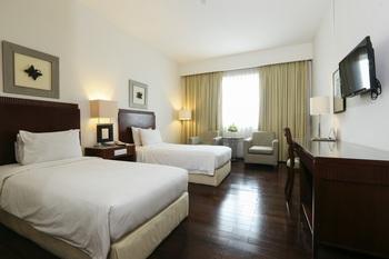 Hotel Santika Pontianak - Deluxe Room Twin Promotion Regular Plan