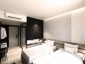 Mahima Hotel Semarang - Superior Twin (Room Only) Regular Plan