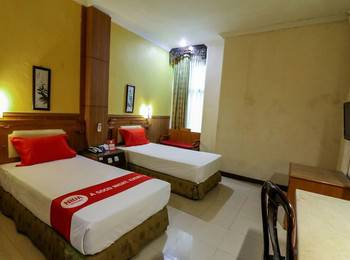 NIDA Rooms Makassar Lombok - Double Room Double Occupancy App Sale Promotion