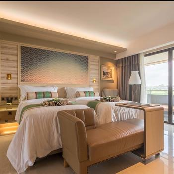 SereS Springs Resort & Spa Bali - Deluxe Twin with Rice Field View Room Only Regular Plan