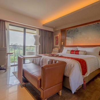 SereS Springs Resort & Spa Bali - Deluxe King with Rice Field View Room Only Last Minutes