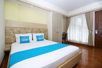 Airy Bangka Kemang Satu 4B Jakarta Jakarta - Deluxe Double Room Only Special Promo July 33