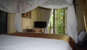 Ubud Sawah Homestay Bali - Deluxe Room Resort View Regular Plan