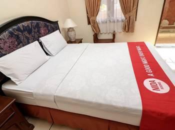 NIDA Rooms Kuta Legian Beach Bali - Double Room Double Occupancy NIDA Fantastic Promo