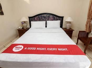 NIDA Rooms Kuta Legian Beach Bali - Double Room Single Occupancy Special Promo