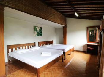 Cansebu Amazing Camp & Resort Bogor - Cottage Room Long Stay Discount