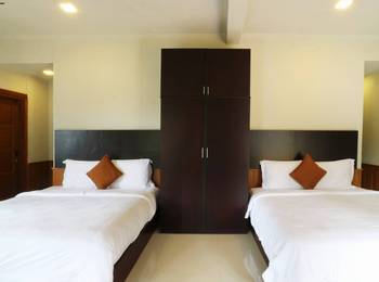Cansebu Amazing Camp & Resort Bogor - Tulip Deluxe Long Stay Discount