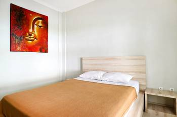 Palm Garden Kuta Bali - Standard Room With AC Room Only Regular Plan