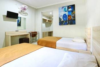 Palm Garden Kuta Bali - Standard with FAN And Breakfast Regular Plan
