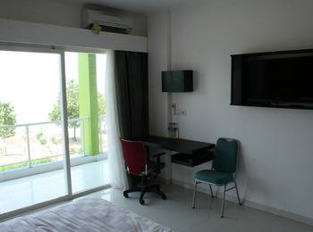 Jepara Beach Hotel Jepara - Deluxe Room Breakfast Regular Plan