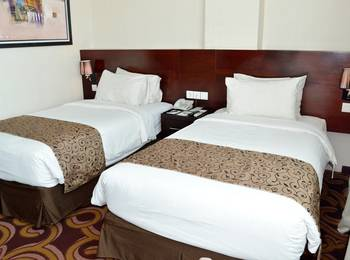 Swiss-Belhotel Merauke - Superior Twin Room Only Regular Plan
