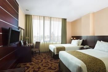 Swiss-Belhotel Merauke - Deluxe Twin Bed Room Only Regular Plan