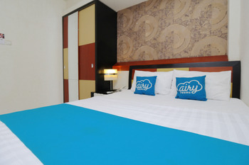 Airy Kota Selatan Budi Utomo 7 Gorontalo Kota Gorontalo - Deluxe Double Room with Breakfast Regular Plan