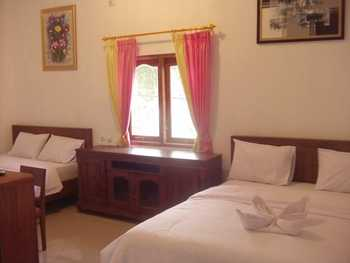 Ki Agung In Yogyakarta - Deluxe Family Room Regular Plan