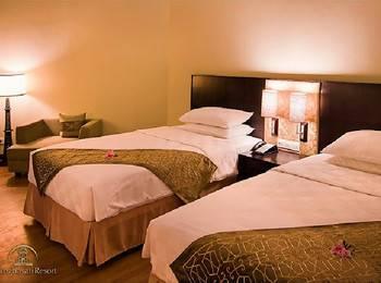The Singhasari Resort Batu - Deluxe Room with Twin Bed Regular Plan