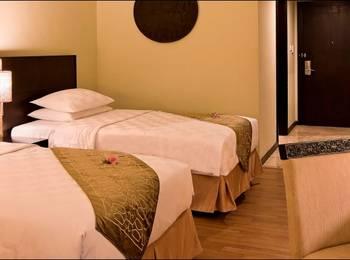 The Singhasari Resort Batu - Deluxe Twin Room Regular Plan