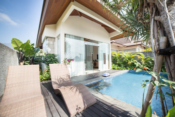 The Singhasari Resort Batu - 1 Bedroom Pool Villa Regular Plan