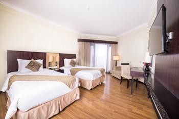The Singhasari Resort Batu - Deluxe Twin Room Only Regular Plan