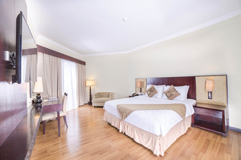 The Singhasari Resort Batu - Deluxe King Room Only Regular Plan