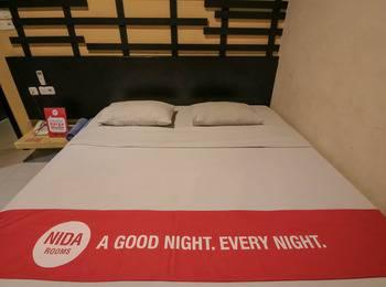 NIDA Rooms Pasar Pekanbaru Bawah Juanda Pekanbaru - Double Room Single Occupancy Special Promo