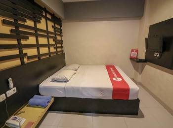 NIDA Rooms Pasar Pekanbaru Bawah Juanda Pekanbaru - Double Room Double Occupancy Special Promo