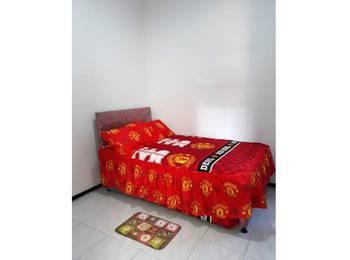 Villa Puncak Garuda A5 Batu Malang - Two Bedroom Regular Plan
