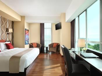 Best Western The Lagoon Hotel Manado - Deluxe Sea View Regular Plan