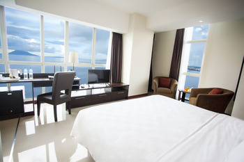 Best Western The Lagoon Hotel Manado - Deluxe Sea View ANTI HARGA MAHAL