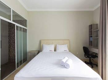 RedDoorz @Pejompongan Baru Jakarta - RedDoorz Room Special Promo Gajian
