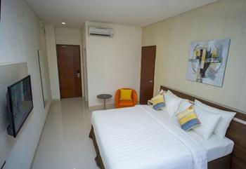 Zoom Hotel Mulawarman Samarinda - Comfort King Room Regular Plan