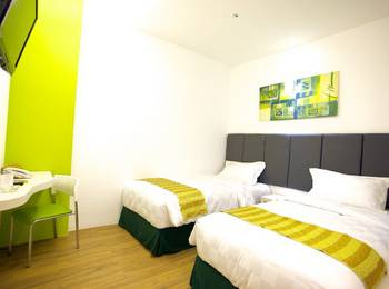 Arbor Biz Hotel Makassar - Superior Room Only Last Minute Disc 10% - Free Welcome Drink