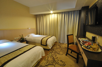 Hermes Palace Hotel Medan by BENCOOLEN Medan - Standard Twin Regular Plan