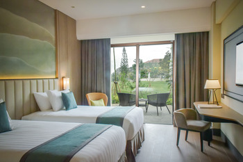 Mason Pine Hotel Bandung - Pine Terrace Twin Room Only Regular Plan
