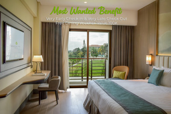 Mason Pine Hotel Bandung - Heavenly Staycation at Pine Deluxe King Regular Plan