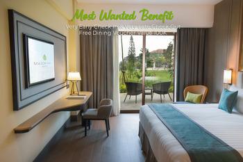 Mason Pine Hotel Bandung - Heavenly Staycation at Pine Terrace King Regular Plan