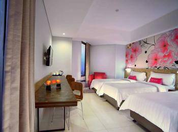 favehotel Losari - Makassar - funroom triple Regular Plan