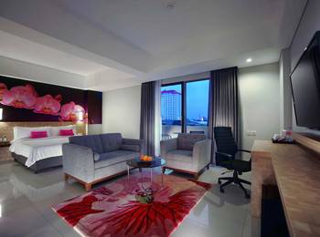 favehotel Losari - Makassar - Suite With Terrace Regular Plan