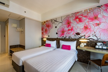favehotel - Pantai Losari Makassar Makassar - faveroom Double Room Only Regular Plan