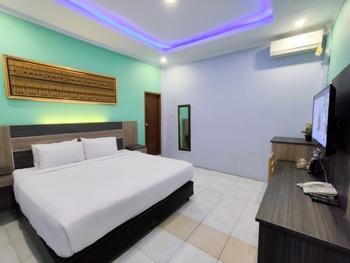 Queen Guest House Bengkulu - Junior Suite Doble Bad Regular Plan